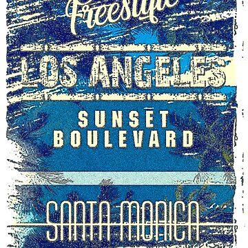 Los Angeles and Santa Monica 3 by billyva