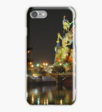Budda at night in Kaoshiung (Taiwan) iPhone Case/Skin