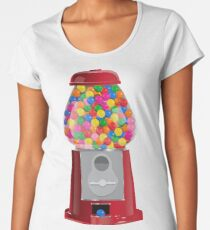 gum balls Women's Premium T-Shirt