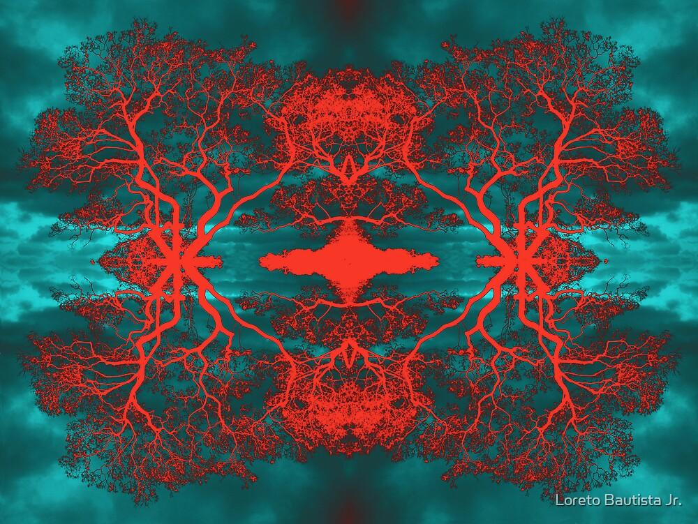 fiery by Loreto Bautista Jr.