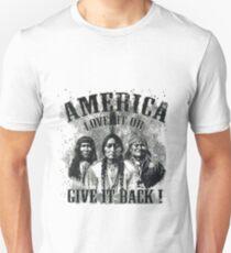 native american turtle island T-Shirt