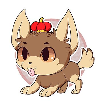 Chibi Doggie Duke by Porpourri