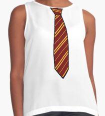 Potter-Tie Contrast Tank