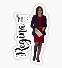 Pegatina Regina Mills