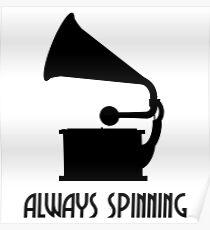 Always Spinning 3 Poster