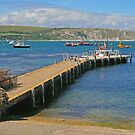 Swanage Vista by RedHillDigital