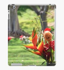USA Hawaii Punchbowl Memorial Cemetery iPad Case/Skin