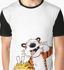 Calvin & Hobbes II Graphic T-Shirt