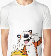 Calvin & Hobbes II Graphic T-Shirt