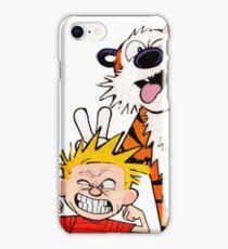 Calvin & Hobbes II iPhone Case/Skin