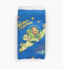 Toy Story Andy's Buzz Lightyear Bed Duvet Duvet Cover