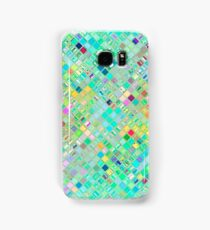 Re-Created Mosaic No. SIX by Robert S. Lee Samsung Galaxy Case/Skin