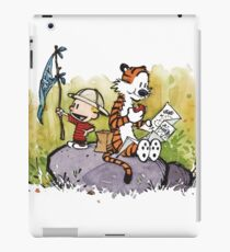 Calvin and Hobbes Adventure iPad Case/Skin