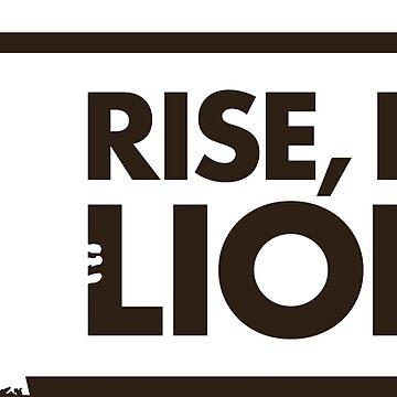 Jeremy Corbyn Rise, Like Lions by oakworm