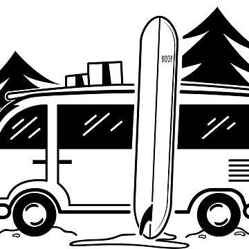 Surf Camp Trip by B00P
