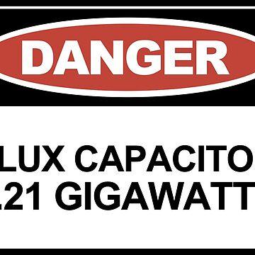 1.21 gigawatts?! by jerrygrey