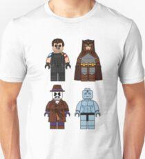 Lego Watchmen - Comics Minifigures T-Shirt