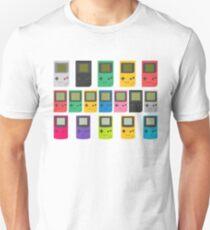 Gameboys (white) Unisex T-Shirt
