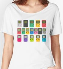 Gameboys (black) Women's Relaxed Fit T-Shirt