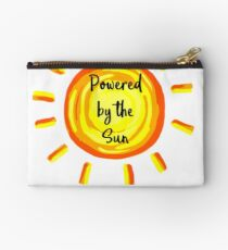 Powered by the Sun Studio Pouch