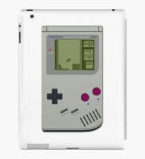gameboy tetris iPad Case/Skin