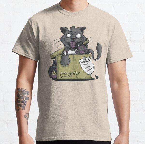 Schrödingers Katze Classic T-Shirt