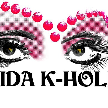 Frida K-Hole Eyes by TimSnyderSFArt