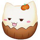Punkin Chan - CatCupcake - 2017 by devicatoutlet