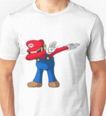 Dabbing super mario Unisex T-Shirt