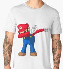 Dabbing super mario Men's Premium T-Shirt
