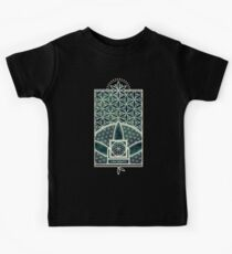 Ultra Sacred Geometry - The Seed of Creation Dark Kids Clothes