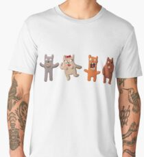 Rex the Runt Design Men's Premium T-Shirt