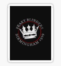 Peaky Blinders Graphic Sticker