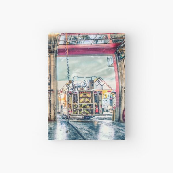 Firehall Hardcover Journal