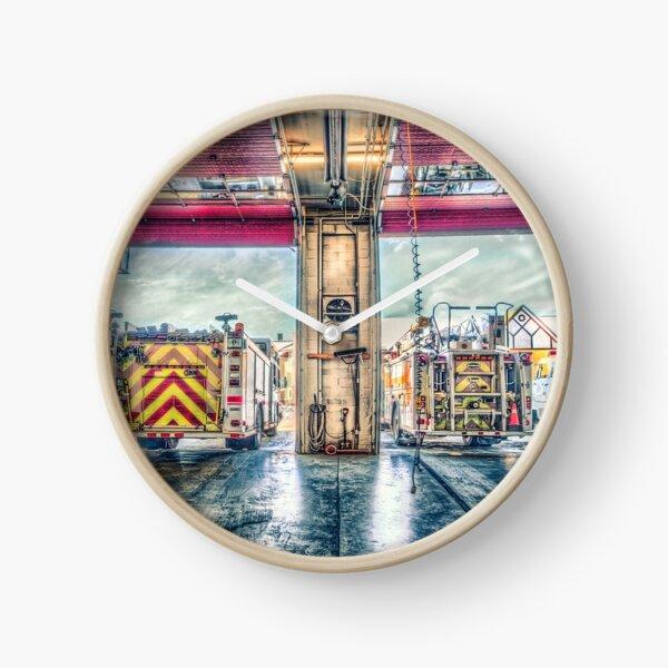 Firehall Clock
