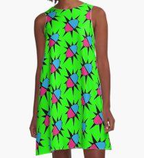 Pop Art for the weekend A-Line Dress
