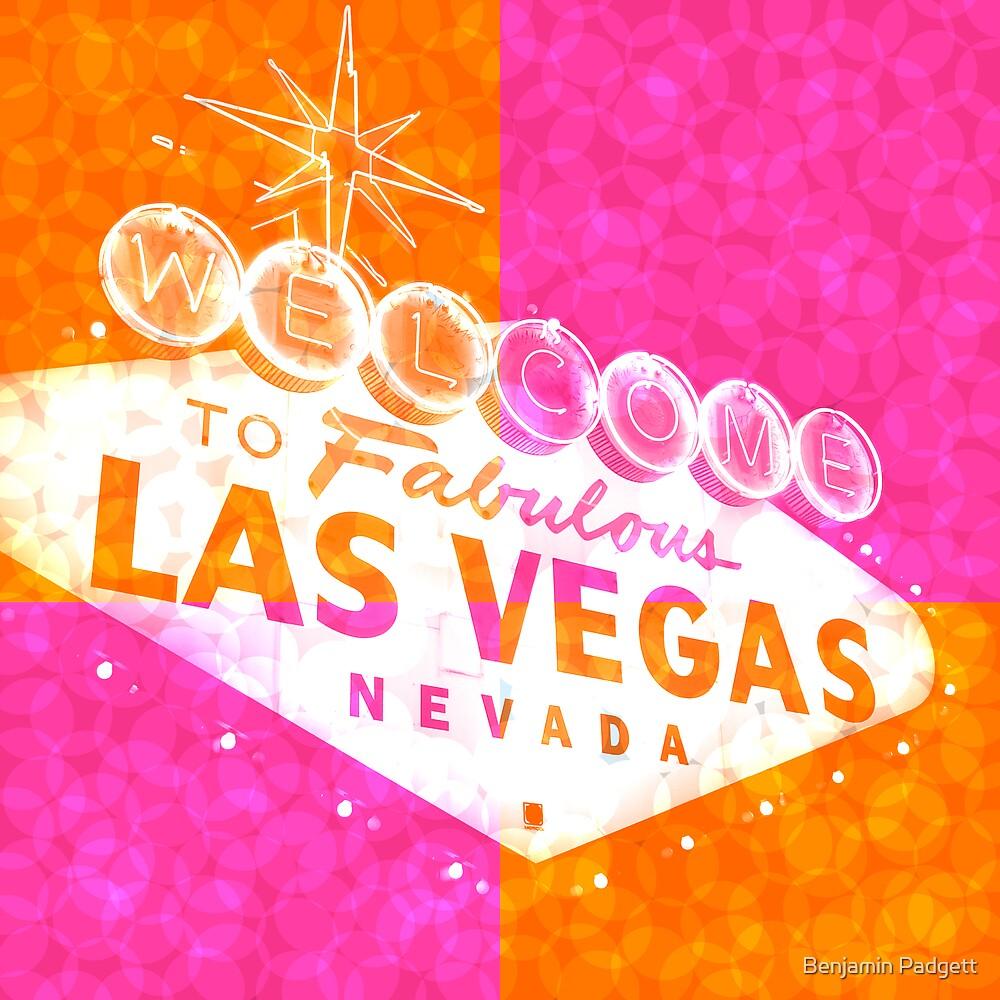 Vegas Sign No. 34 by Benjamin Padgett