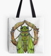 cicada for a day Tote Bag