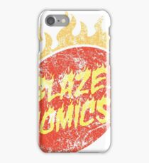 Blaze Comics iPhone Case/Skin