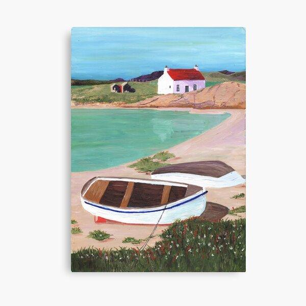 Hebridean Bay 2 Canvas Print