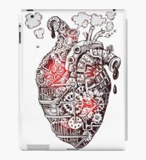 Steam Punk Heart Ticker iPad Case/Skin