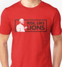 Jeremy Corbyn Rise, Like Lions T-Shirt