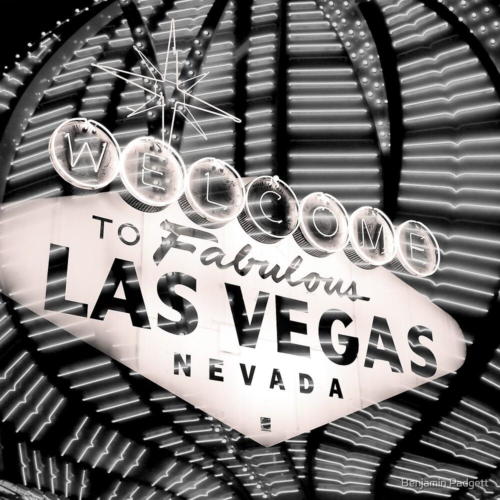 Vegas Sign No. 36 by Benjamin Padgett