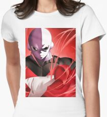 Jiren the gray  Womens Fitted T-Shirt