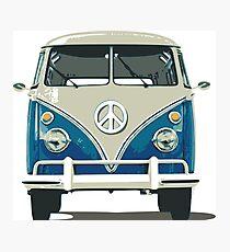 Volkswagen Type 2 Photographic Print