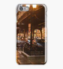 Chicago Rain  iPhone Case/Skin