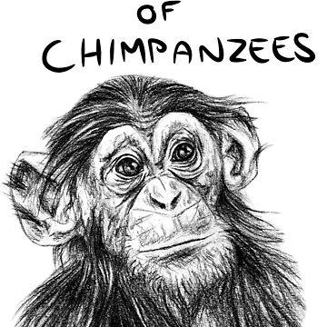 Chimpanzee Love by ROFchimps