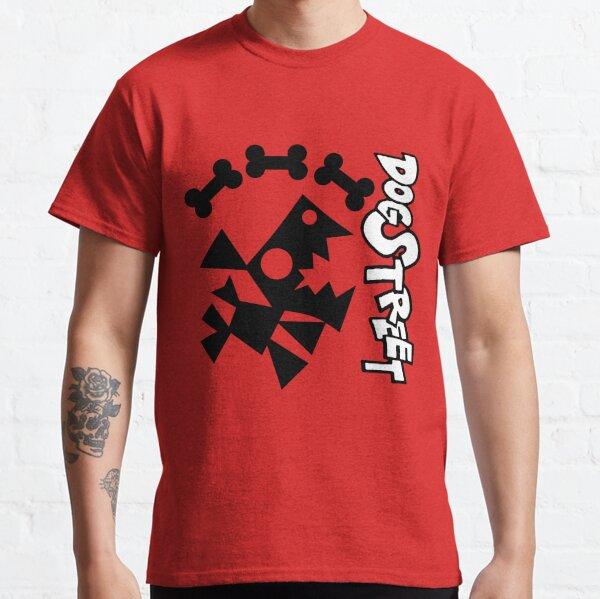 Dog Street T-shirt classique