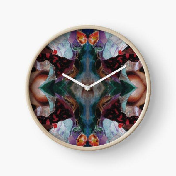 Fruity Tooty Femme Clock