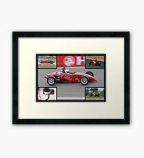 Darren Williams Framed Print